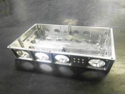光通信の精密部品(AL6061)8